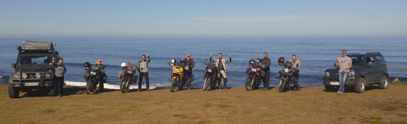 Lang ersehnt, heiß erfleht - der ultimative Reisebericht unserer Island-Tour ist online inkl. Bildergalerie, Videos folgen.